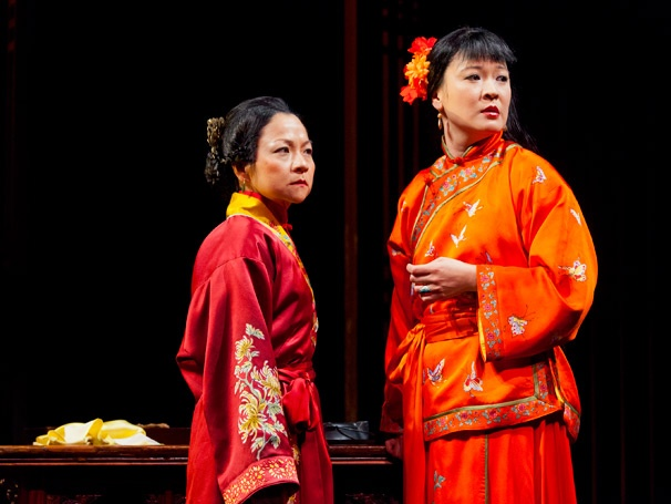 David Henry Hwang's Golden Child Opens Off-Broadway