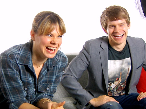 Celia and Andrew Keenan-Bolger Spill Family Secrets, Confess Dream Roles & Sing (!) in This Cant-Miss Double Ask A Star