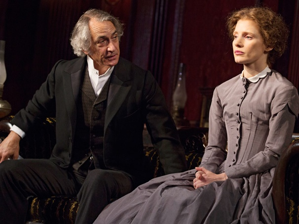 The Heiress, Starring Jessica Chastain and Dan Stevens, Opens on Broadway