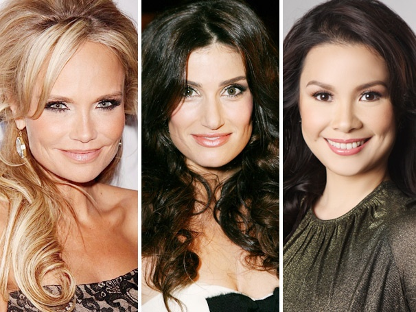 Kristin Chenoweth, Idina Menzel, Lea Salonga and More on Tap for Lincoln Center's American Songbook 