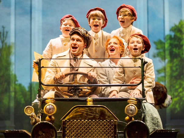 Plans Afoot for Finding Neverland Musical to Play Broadway During 2013-14 Season 