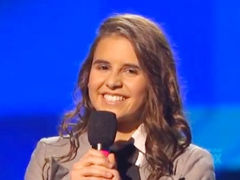 Watch Broadway Vet Carly Rose Sonenclar Channel Etta James on The X Factor