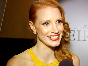 Celebrate an Enchanting Opening Night with Jessica Chastain, Dan Stevens & the Cast of The Heiress