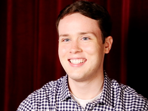 Grey Henson Talks 'Ticking Time Bomb' Elder McKinley in The Book of Mormon Tour