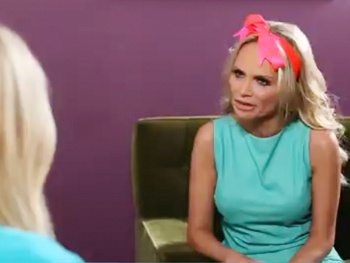 Kristin Chenoweth Seeks Doggie Help from Chelsea Handler in New Funny or Die Sketch