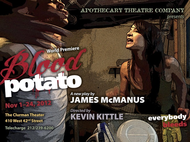 Meth Drama Blood Potato Opens Off-Broadway 