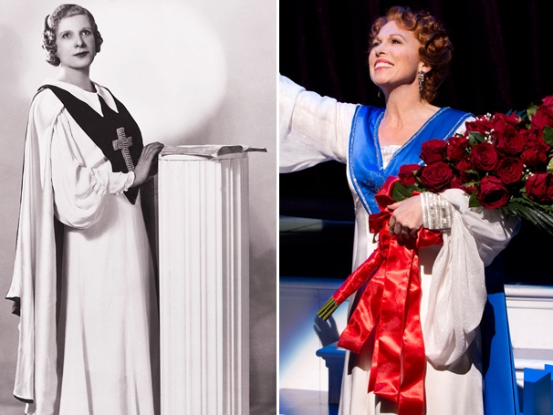 Hallelujah! How Faith Healer Aimee Semple McPherson Inspired the Rip-Roaring New Musical Scandalous