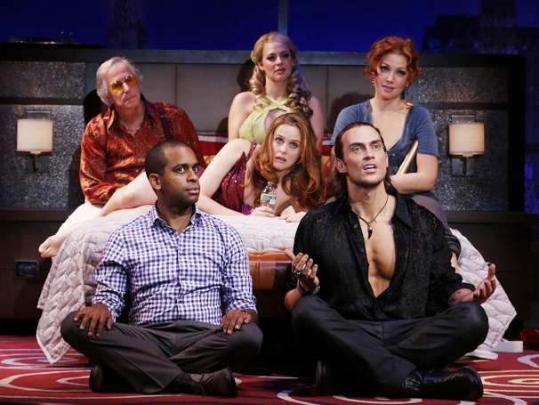 Cheyenne Jackson, Alicia Silverstone & Henry Winkler Get It On as The Performers Opens on Broadway