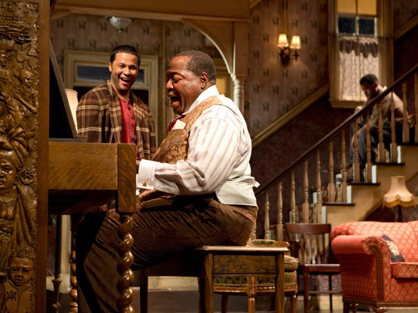 August Wilsons Family Drama The Piano Lesson Opens Off-Broadway