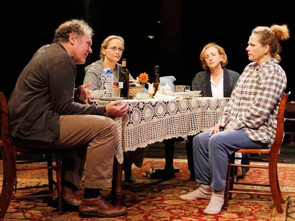 Richard Nelson's Sorry Extends Again at the Public Theater