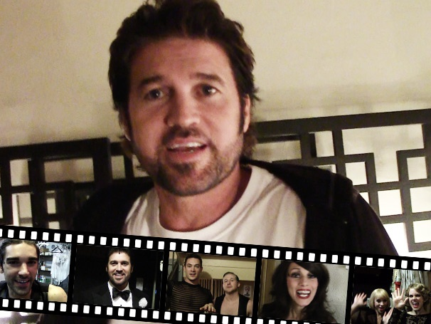 The Road to Chicago, Episode 3: Billy Ray Cyrus Takes Us Backstage on His Opening Night