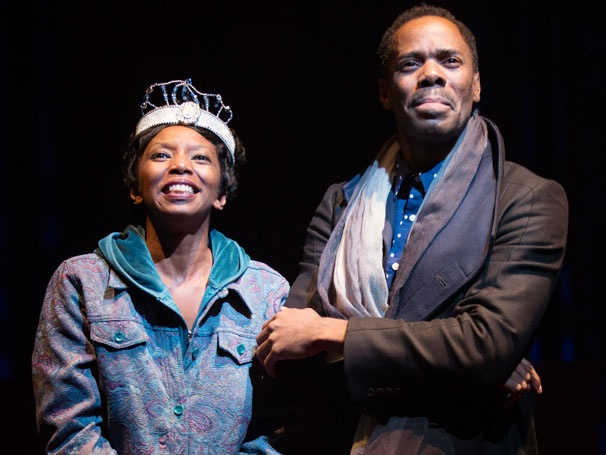 Colman Domingo's Wild With Happy Extends for One Week at the Public Theater