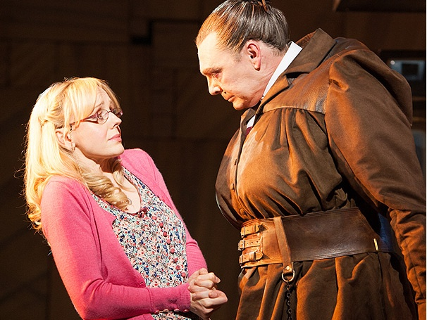 Honey, Honey! Haley Flaherty on the Joy of Playing the Saintly Teacher in London's Matilda