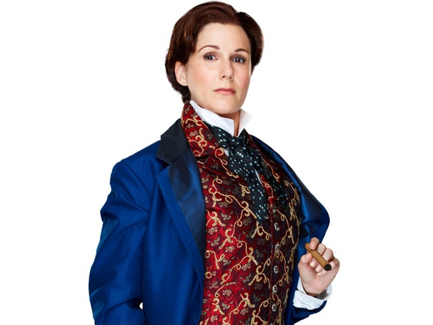 Edwin Drood's Stephanie J. Block on Her 'Cute' Canine Co-Star and a Broadway Puppy Showdown with Annie