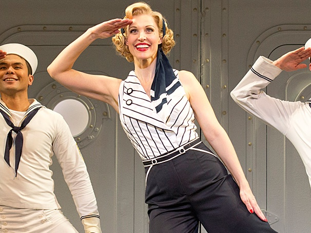 Rachel York's Taptastic Star Turn in the Anything Goes Tour Is a 'Wonderful Escape'