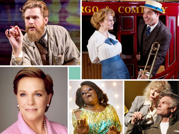 A Picture Perfect Sunday in the Park, a Passionate New Dreamgirls & More Cross-Country News
