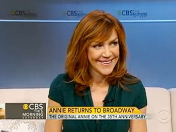 Watch Andrea McArdle Recall How Her 'Philly Girl' Upbringing Landed Her the Role of Annie