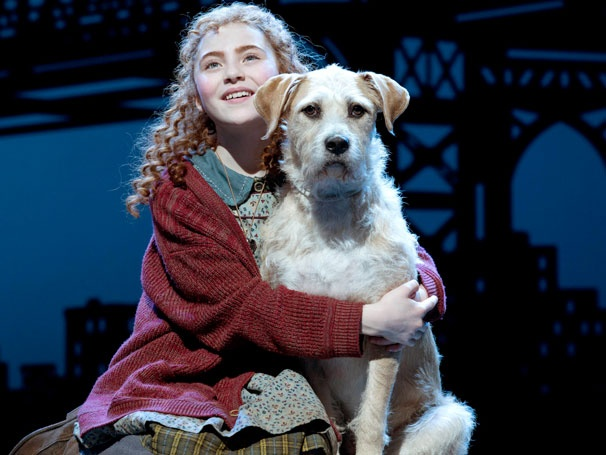 Broadway Grosses: Annie Gains Momentum as Holidays Approach