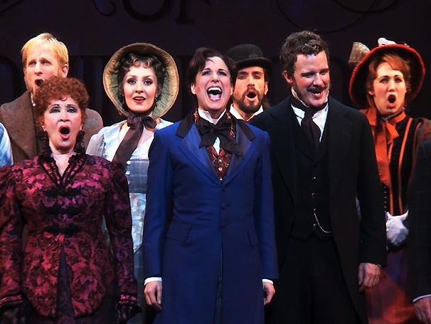 See Video Footage of the Wacky, Wild Cast of The Mystery of Edwin Drood