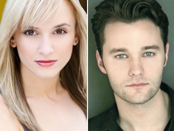 Casting Complete for Flashdance Tour, Starring Emily Padgett & Matthew Hydzik