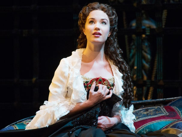 Dates Set For Sierra Boggess' Run in Broadway's The Phantom of the Opera