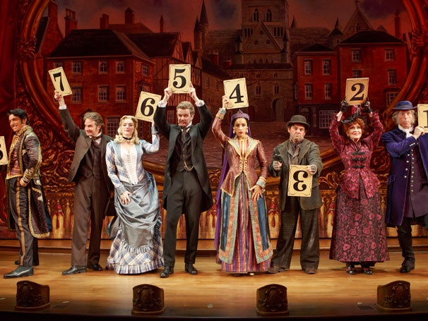 The Mystery of Edwin Drood Revival, Starring Chita Rivera and Stephanie J. Block, to Record Cast Album