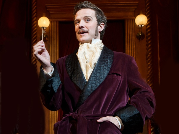 Drood's Will Chase on Diving Into Dickens, Saying Goodbye to Smash and His Broadway Wish List