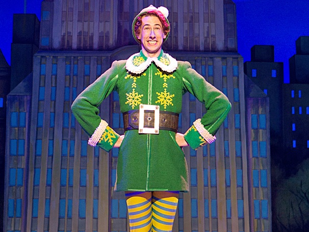 Get a First Look at Christmastown in the National Tour of Elf