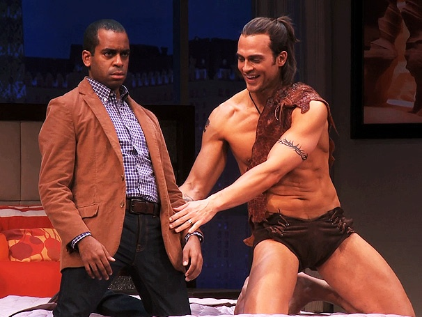 Watch Cheyenne Jackson, Henry Winkler, Daniel Breaker & More Get It On in the Porn Comedy The Performers