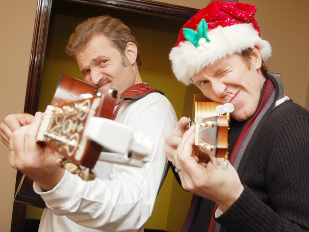 Marc Kudisch and Jeffry Denman to Offer Up Seasons Greetings in The Holiday Guys in Happy Merry Hanu-Mas