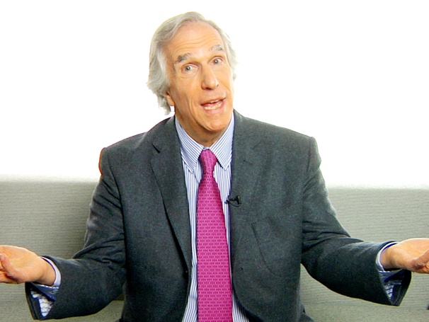 From Facts About The Fonz to the Fun of Playing a Porn Star, The Performers' Henry Winkler Reveals All