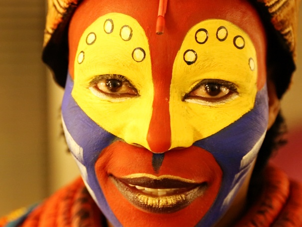 The Lion King's Tshidi Manye Shares Rafiki's Otherworldly Abilities and the Connection to Her Culture