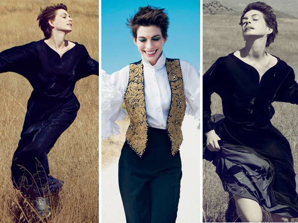Anne Hathaway Opens Up About Nailing Her Les Miz Audition, Fantine's 'Near Death' Diet & More 