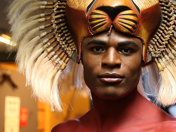 Andile Gumbi on the 'Pride' and 'Blessing' of Playing Simba, The Lion King's Title Character