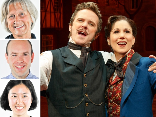 Did Our Word of Mouth Panelists Go Mad for The Mystery of Edwin Drood?