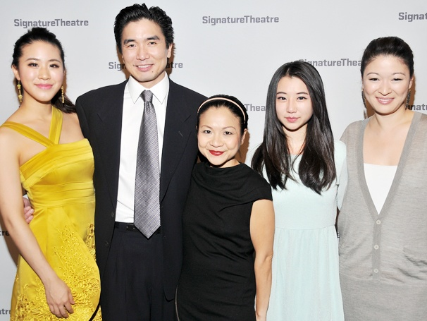 Celebrate a Spirited Opening Night With Jennifer Lim, David Henry Hwang & the Golden Child Family