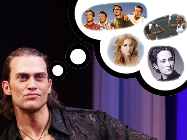 The Performers Star Cheyenne Jackson Can't Get Enough of Revenge, k.d. lang, Costa Rica & More