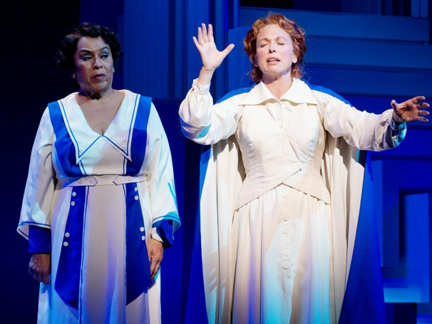Scandalous Cast Album, Featuring Tony Nominee Carolee Carmello, Sets June Release Date