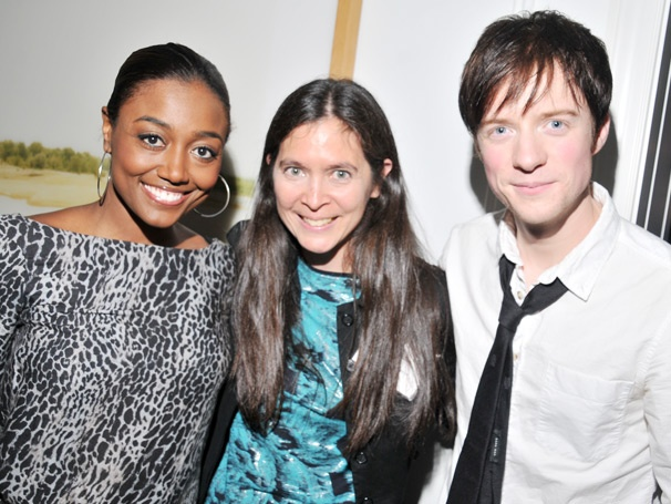 Exclusive Pics! Patina Miller and Matthew James Thomas Preview A.R.T.s Pippin Revival