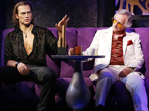 Broadway Quickie! Porn Comedy The Performers, Starring Cheyenne Jackson & Henry Winkler, to Close Just Days After Opening
