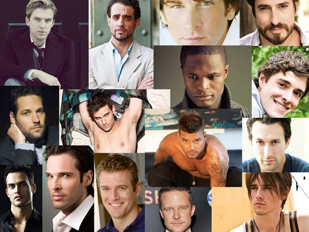 Weekend Poll: Who Is Broadway's 2012 Sexiest Man Alive?
