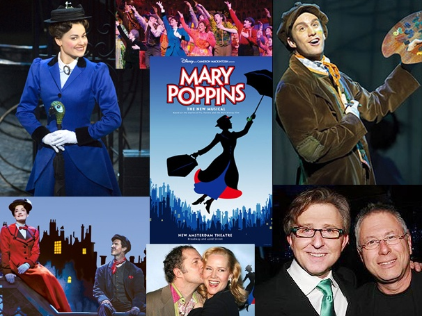 Anniversary Special! Learn Six Surprising Facts About Broadway's Most Magical Nanny, Mary Poppins