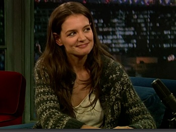 Watch Dead Accounts Star Katie Holmes Play Charades and Tease a Dawson's Creek Reunion on Jimmy Fallon