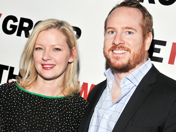 It's an Electrifying Opening Night For Gretchen Mol, Darren Goldstein & the Cast of The Good Mother