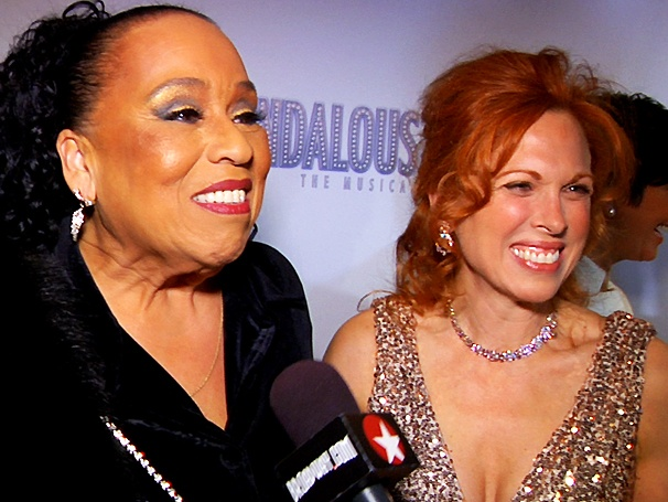 Praise Be! Carolee Carmello, Kathie Lee Gifford and the Stars of Scandalous 'Stand Up' on Opening Night