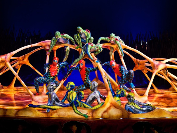New Cirque du Soleil Big Top Show Totem to Play Citi Field