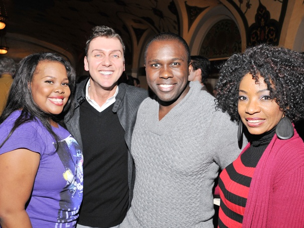 Amber Riley, Joshua Henry & More Celebrate Their Swinging Time in Cotton Club Parade at Encores!