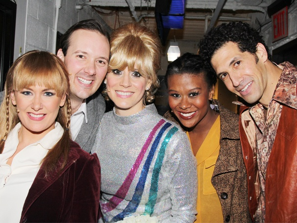 Soulful Singing Star Dusty Springfield Lives Again as Forever Dusty Opens Off-Broadway