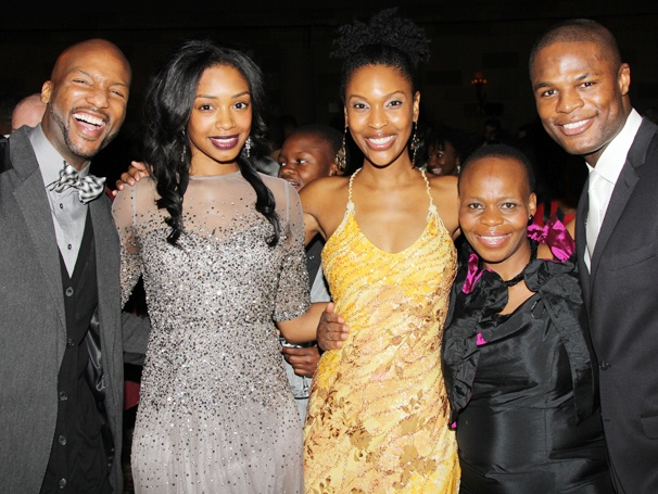 The Lion King's Broadway Family Reunites at a 15th Birthday Party Fit for a King