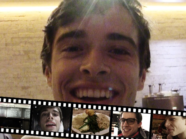 King of New York, Episode 7: Corey Cott and Newsies Guys Fuel Up Big Time